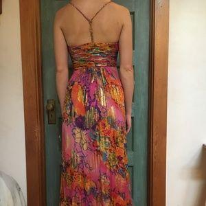 Sue Wong Dresses - Sue Wong Gown / Summer Wedding  / Prom / Bohemian